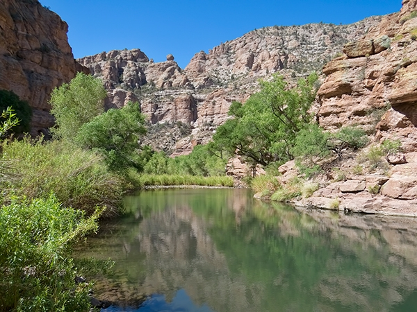 Lower Eagle Creek
