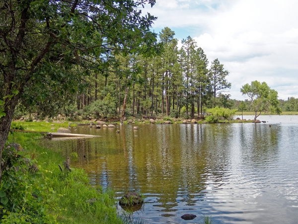 Point of Pines Lake
