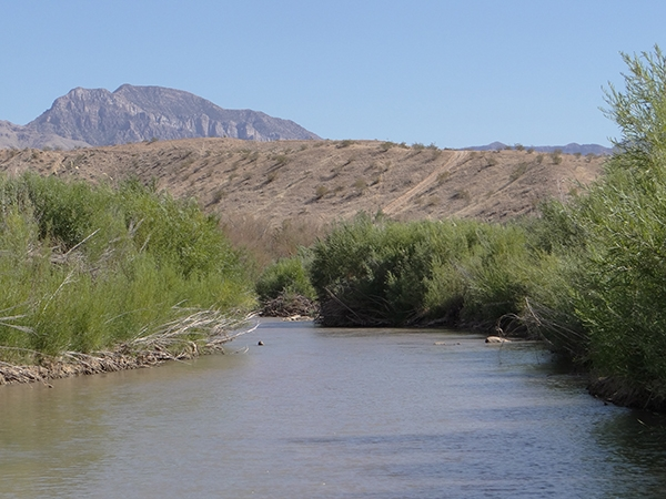 Virgin River, Scenic
