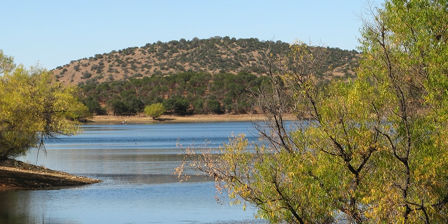 Parker Canyon Lake