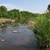 Location: Tonto Creek at Gisela